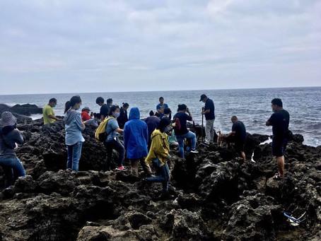 【活動報導】海鹽生態教育工作坊 #天然馬尾藻X風味鹽手作體驗