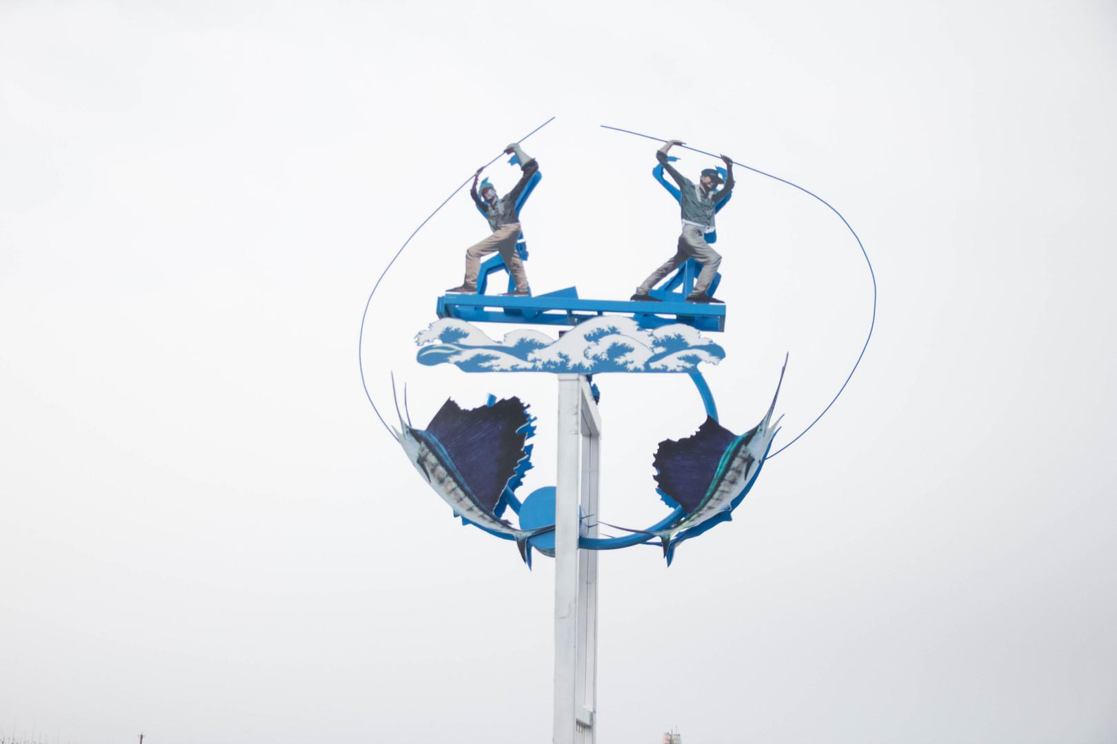 藝術裝置-海風鏢客