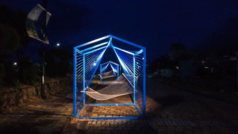 藝術裝置-忘憂小屋