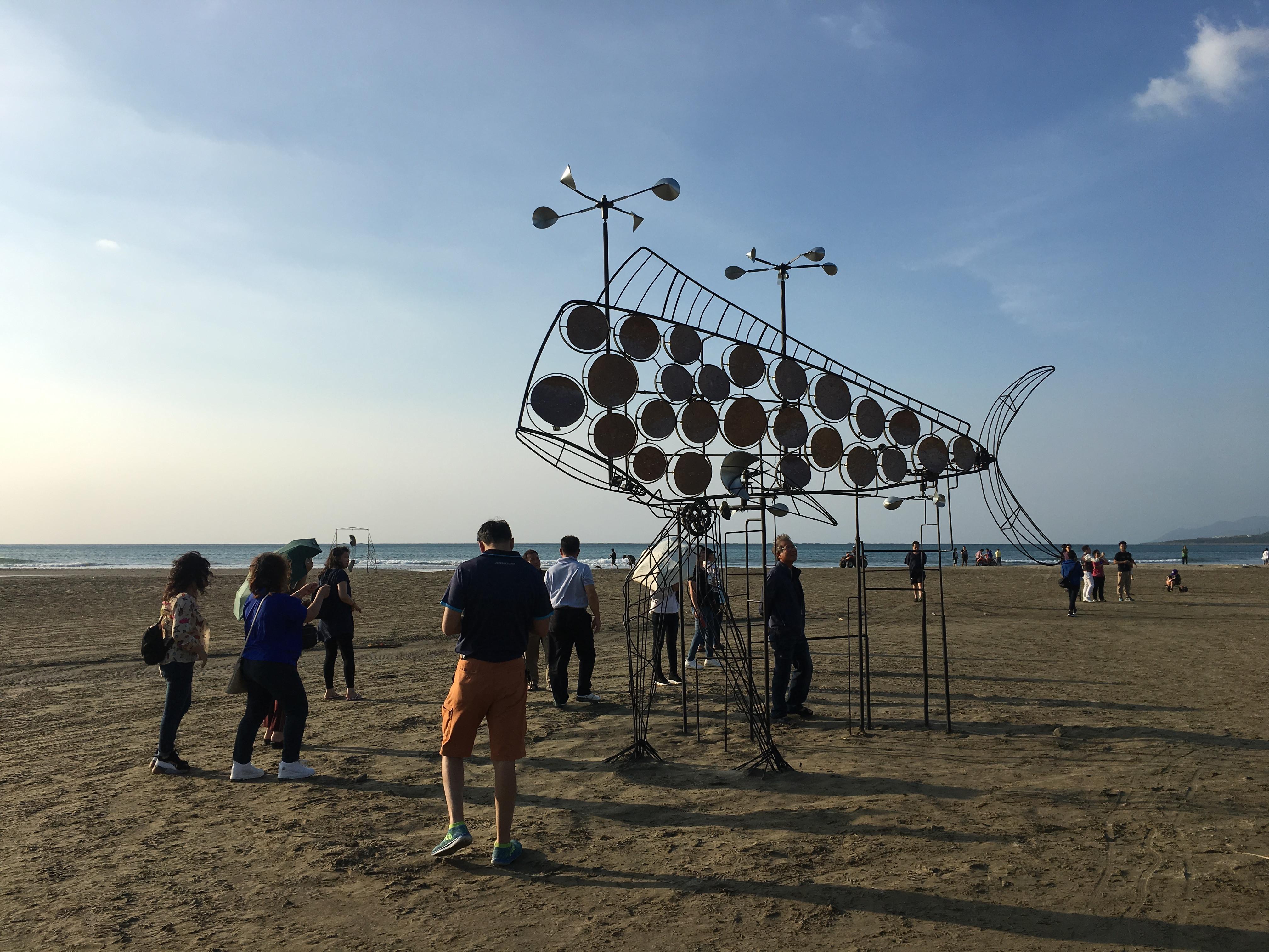 落山風藝術季導覽行程