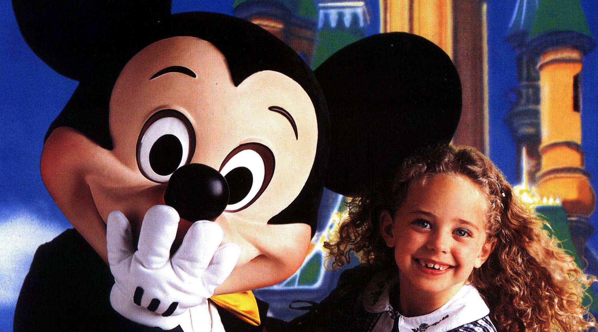 Gremo na izlet v Disneyland?