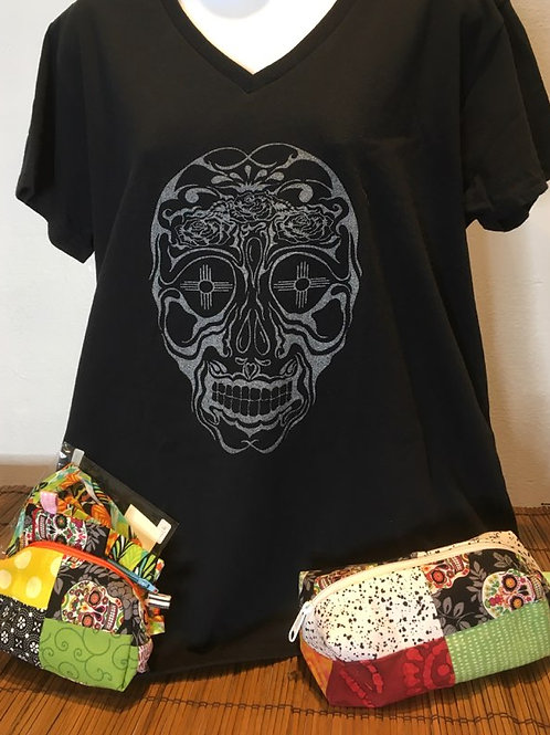 Day of the Dead Zia T-shirts
