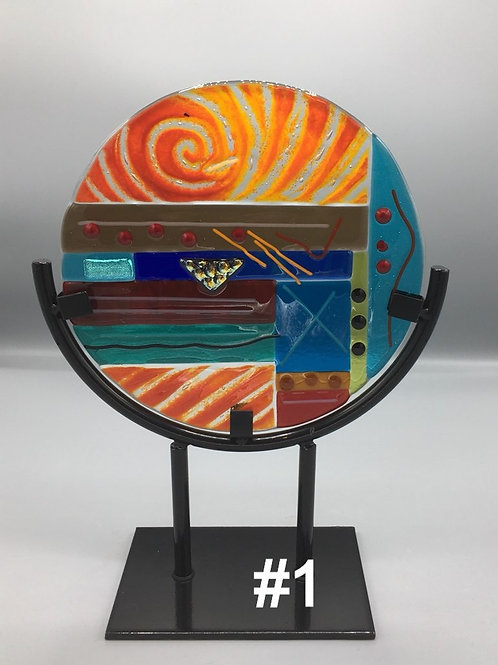 Donna Moore Fused Glass