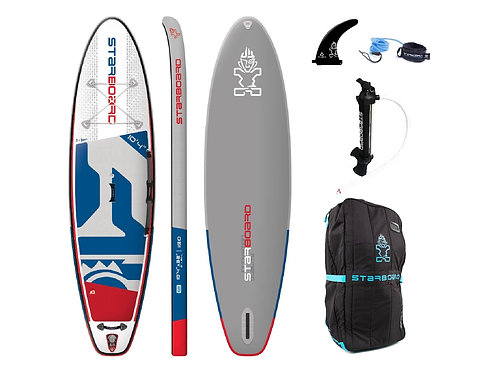 2020 Starboard I Go 10'8 Deluxe Inflatable SUP Packages