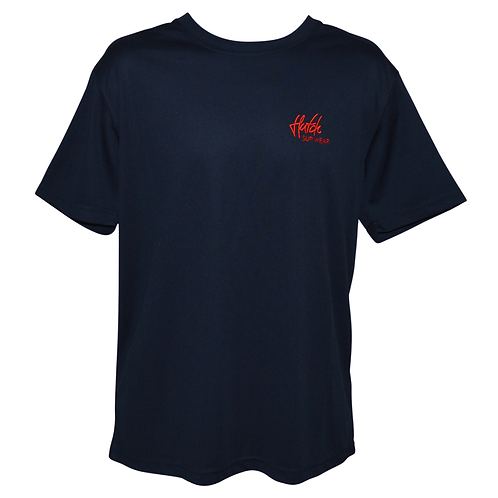 Hutch SUP Wear Mens Technical Paddling Top Navy