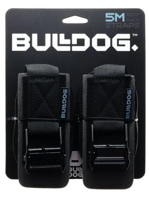 Bulldog 5m Heavy Duty Roof Rack Straps