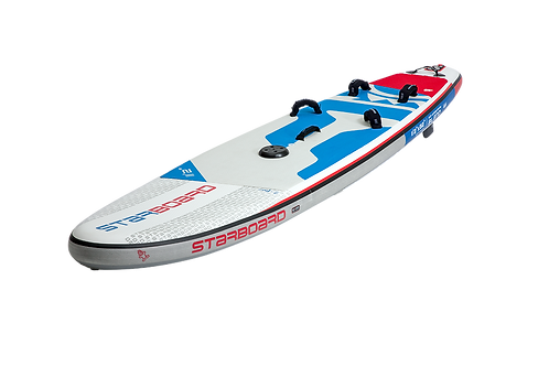 2020 Starboard Inflatable Blend 11'2 SUP Windsurfing Deluxe