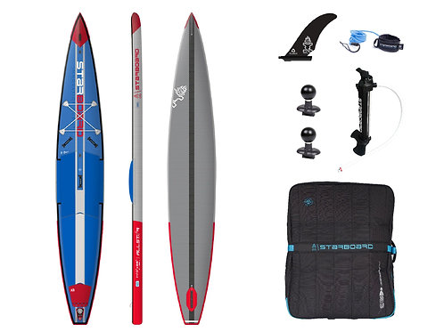 2021 Starboard 14ft Allstar Airline Inflatable Race SUP