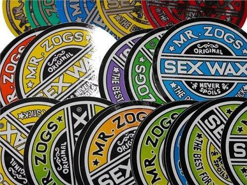 "Mr Zogs 3"" Sticker"