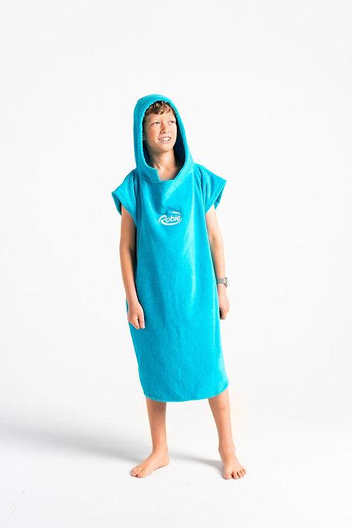 Junior Robies - Original Changing Robe -Blue Atoll
