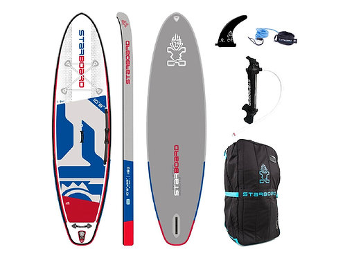 2020 Starboard I Go 10'4 Deluxe Inflatable SUP Packages
