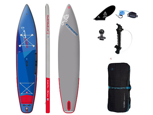 2021 Starboard Inflatable Touring Deluxe Single Chamber ISUP Packages