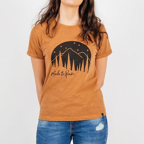 Passenger Cedar T Shirt Ginger Dye