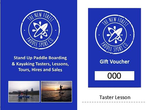 Water sports Taster Gift Voucher
