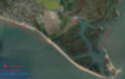 Milford On Sea, Keyhaven, Hurst Castle Spit, Keyhaven River