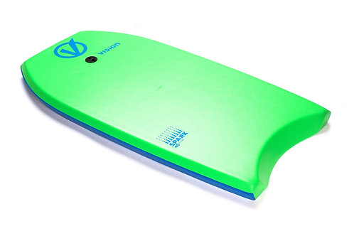 "Vision 42"" Spark Bodyboards Green"