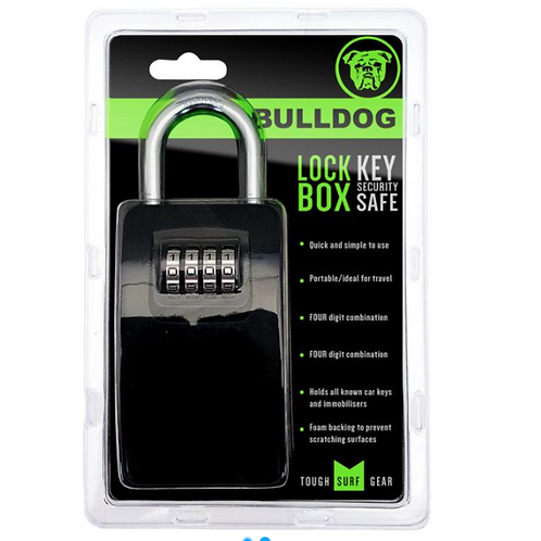 Bull Dog Secure Key Lock Box