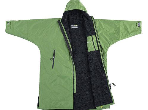 Dryrobe Advanced Long Sleeve Forest Green Black
