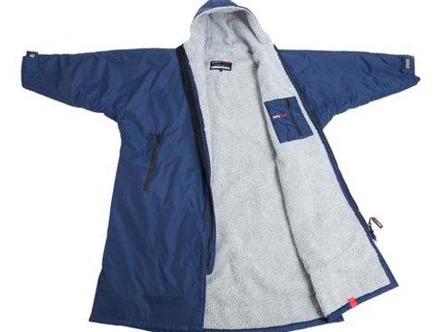 Dryrobe Advanced Long Sleeve Navy Grey