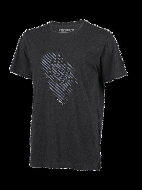2020 Starboard Mens Tonal Tiki T Shirt Front