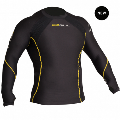 Gul Mens Evotherm Long Sleeve Rash Vest