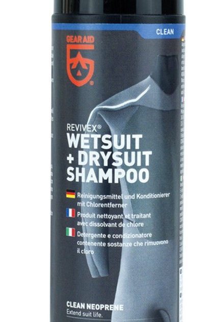 Gearaid Wetsuit and Drysuit Shampoo 250ml