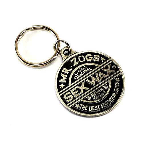Mr Zogs Sex Wax Key Ring