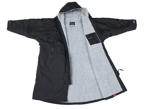 Dryrobe Advanced Long Sleeve Cobalt Black Grey
