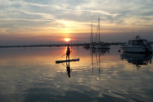 Gift Voucher - Sunset Stand Up Paddle Board Picnic