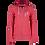Starboard Womens Zipped Hoodie - Rough Pink
