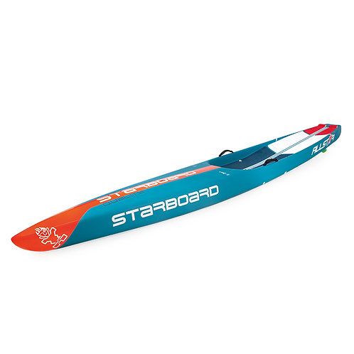 2021 Starboard Allstar 14ft Wood Carbon Race Paddle Board