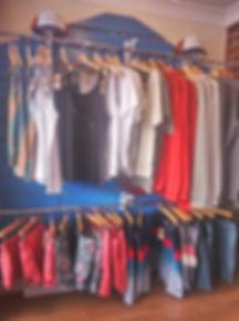 Passenger Clothing