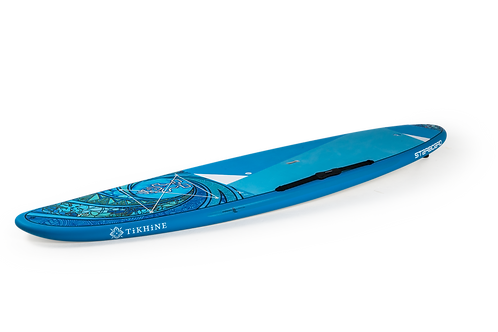 2021 Starboard Go Solid Stand Up Paddle Board Carbon Top Wave