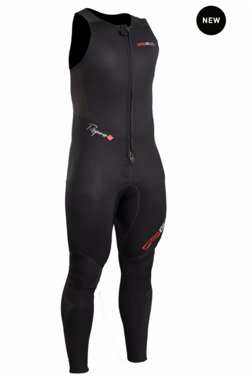 Gul Mens Response  Long John 3mm Wetsuit