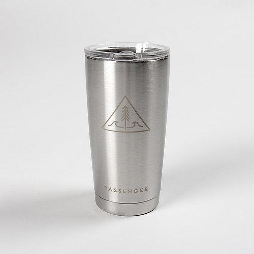 Passenger Joe Insulated Reusable Stainless Steel Coffee Mug