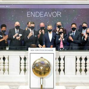 Endeavor Sepakat Akuisisi Agensi Digital Olahraga China