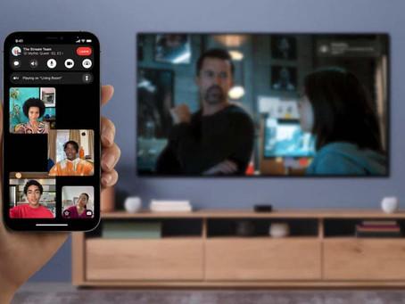 Perkenalkan Fitur SharePlay, Pengguna Apple Bisa Nonbar
