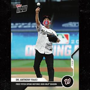 Kartu Baseball Dr Fauci Berhasil Cetak Rekor Fantastis