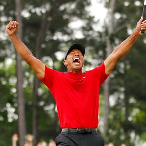 Saingi kesuksesan 'The Last Dance', HBO produksi serial dokumenter Tiger Woods