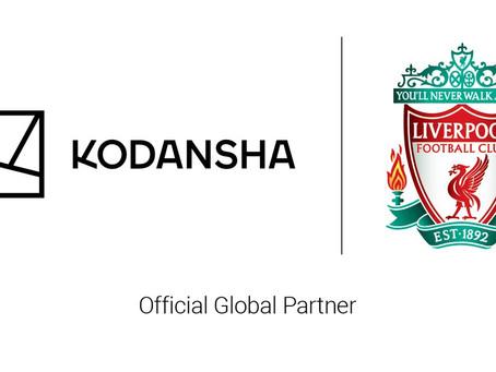 Liverpool dan Kodansha Jalin Kolaborasi Bidang Industri Kreatif
