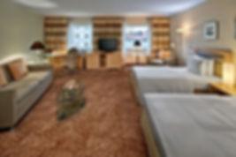 Carpet in Munich Hilton City hotel