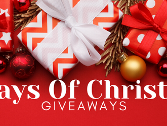 Pretty Dame's 12 Days Of Christmas Giveaways
