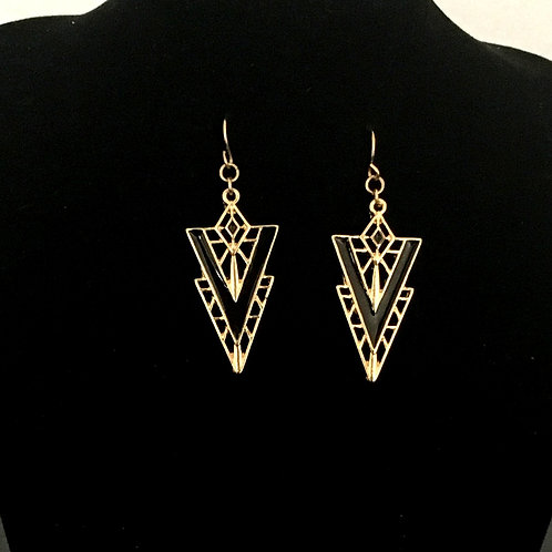 Elegance Drape Earrings