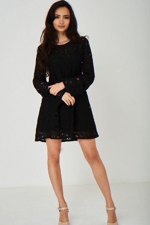 Swing Long Sleeve Dress