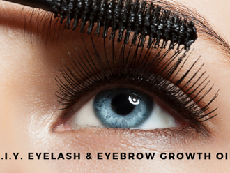 #QuickTip D.I.Y. Eyelash & Eyebrow Growth Serum