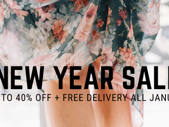 Online Fashion Retailer Pretty Dame Teases Massive New Year Sale. Up to 50% off EVERYTHING!
