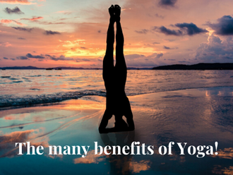 #SelfcareSunday The Benefits of Yoga.