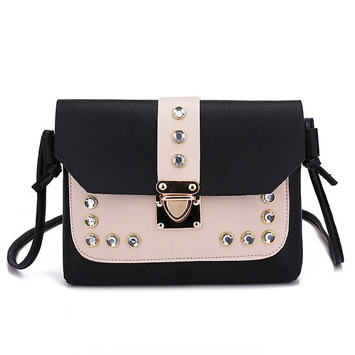 Mini Rhinestone Crossbody Bag