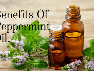 Five Benefits of peppermint oil