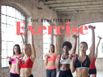 The Benefits Exercise has on women's health